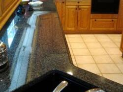 New sink & counter tops