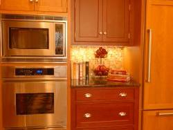 East Windsor  oven wall built in cabinets